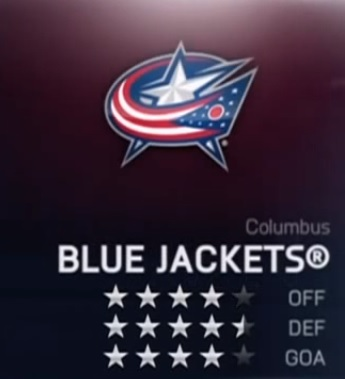 Colombus Blue Jackets