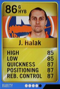 J Halak